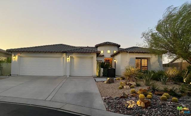 932 Tierra Ln, Palm Springs, CA 92262 (#21-756050) :: The Grillo Group
