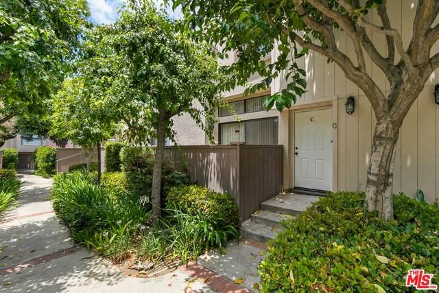 15171 Magnolia Blvd C, Sherman Oaks, CA 91403 (#21-756108) :: Angelo Fierro Group   Compass