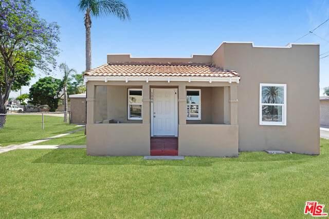 1044 N Mount Vernon Ave, Colton, CA 92324 (MLS #21-756812) :: The John Jay Group - Bennion Deville Homes