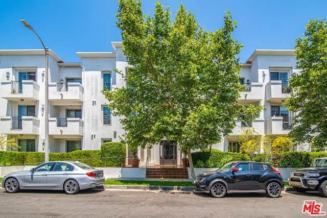 10639 Woodbridge St #101, Toluca Lake, CA 91602 (#21-757048) :: Berkshire Hathaway HomeServices California Properties