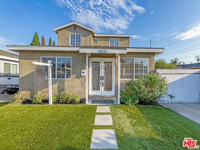 5026 W 142Nd St, Hawthorne, CA 90250 (#21-757150) :: Lydia Gable Realty Group