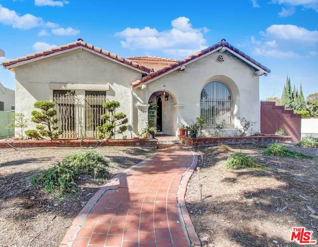 301 S Citrus Ave, Los Angeles, CA 90036 (#21-757250) :: Berkshire Hathaway HomeServices California Properties