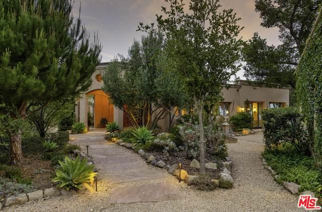 1325 W Mountain Dr, Santa Barbara, CA 93103 (#21-757270) :: Berkshire Hathaway HomeServices California Properties