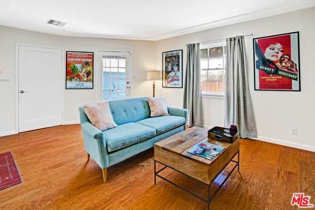 10724 Valley Spring Ln, Toluca Lake, CA 91602 (#21-757796) :: Berkshire Hathaway HomeServices California Properties