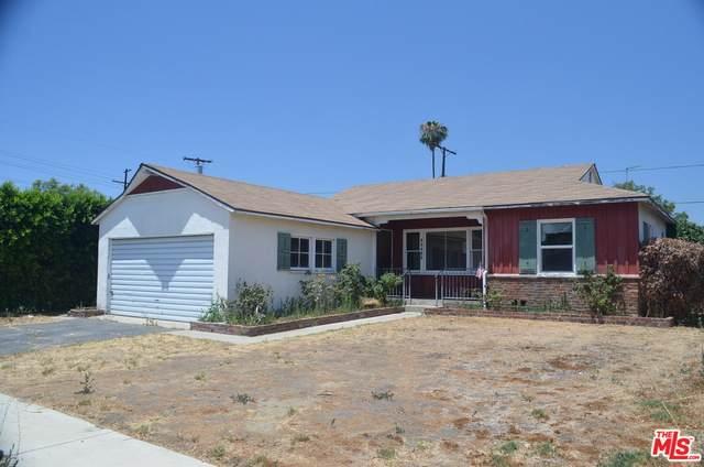 13213 Reedley St, Arleta, CA 91331 (#21-758590) :: Berkshire Hathaway HomeServices California Properties