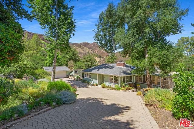 1821 Seminole Dr, Agoura Hills, CA 91301 (#21-758902) :: Berkshire Hathaway HomeServices California Properties