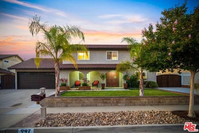 947 Haviland St, Simi Valley, CA 93065 (MLS #21-759064) :: The John Jay Group - Bennion Deville Homes