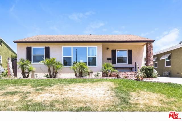 5949 Harvey Way, Lakewood, CA 90713 (MLS #21-759118) :: The John Jay Group - Bennion Deville Homes