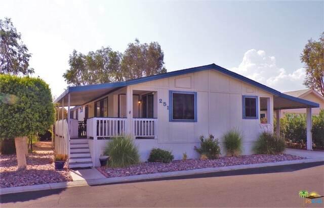 15300 Palm Dr #251, Desert Hot Springs, CA 92240 (MLS #21-759174) :: Zwemmer Realty Group