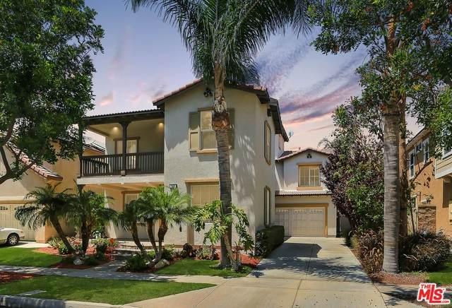 7950 Windchime St, Chino, CA 91708 (#21-759216) :: Berkshire Hathaway HomeServices California Properties
