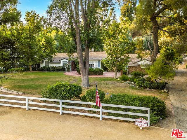 23921 Long Valley Rd, Hidden Hills, CA 91302 (#21-759274) :: Lydia Gable Realty Group