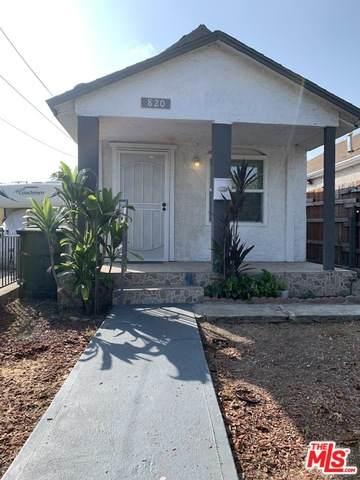 820 N St Louis St, Los Angeles, CA 90033 (#21-759348) :: Montemayor & Associates