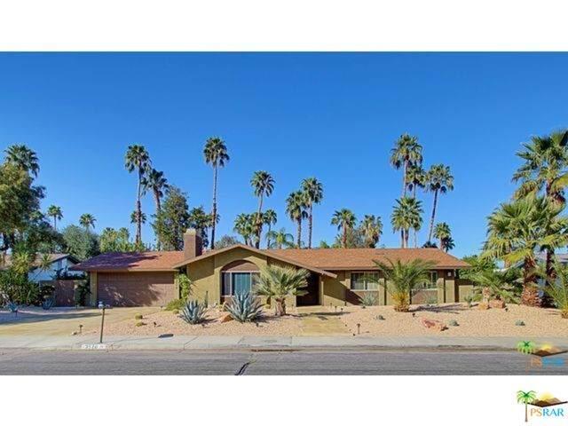 3576 E Escoba Dr, Palm Springs, CA 92264 (#21-759434) :: Lydia Gable Realty Group