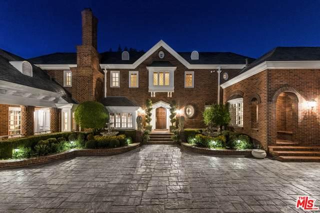 25045 Jim Bridger Rd, Hidden Hills, CA 91302 (MLS #21-759920) :: Mark Wise | Bennion Deville Homes
