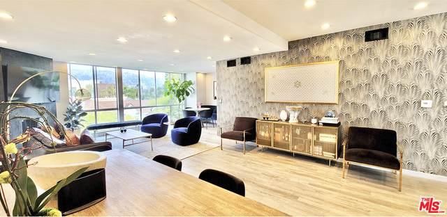 441 N Oakhurst Dr #404, Beverly Hills, CA 90210 (#21-760186) :: TruLine Realty