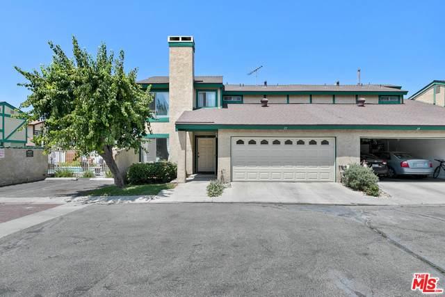 17221 Roscoe Blvd #22, Northridge, CA 91325 (#21-760276) :: Montemayor & Associates