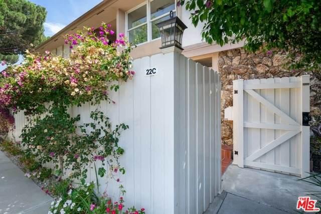 5215 Sepulveda Blvd 22C, Culver City, CA 90230 (#21-760440) :: Vida Ash Properties   Compass