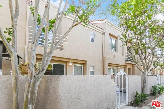 25516 Schubert Cir #132, Stevenson Ranch, CA 91381 (#21-760986) :: Montemayor & Associates