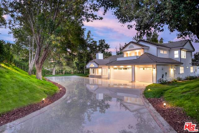 2288 Ranch View Pl, Thousand Oaks, CA 91362 (#21-761170) :: Berkshire Hathaway HomeServices California Properties