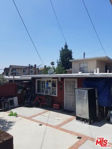 624 W Beach Ave, Inglewood, CA 90302 (MLS #21-761712) :: The John Jay Group - Bennion Deville Homes