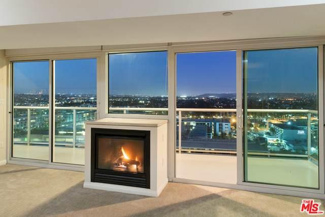 13600 Marina Pointe Dr #1705, Marina Del Rey, CA 90292 (#21-761850) :: Vida Ash Properties | Compass