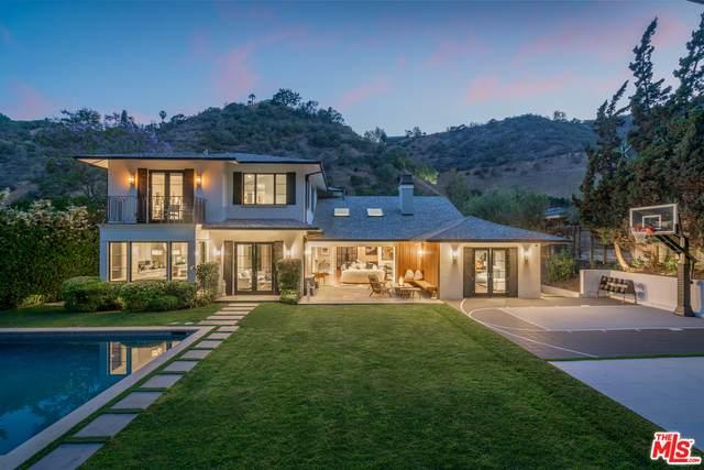 1658 San Ysidro Dr, Beverly Hills, CA 90210 (#21-761926) :: Berkshire Hathaway HomeServices California Properties