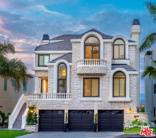 7918 Berger Ave, Playa Del Rey, CA 90293 (#21-761976) :: The Suarez Team