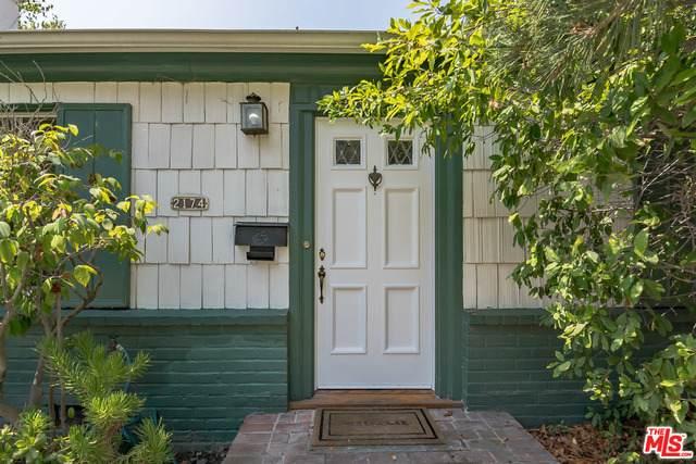2174 E Dudley St, Pasadena, CA 91104 (#21-761990) :: Berkshire Hathaway HomeServices California Properties