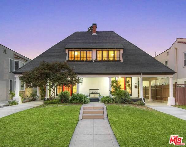 240 N Irving Blvd, Los Angeles, CA 90004 (MLS #21-762116) :: Hacienda Agency Inc