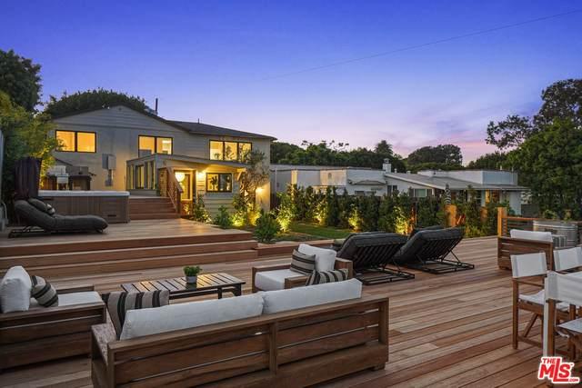 2206 Marine St, Santa Monica, CA 90405 (#21-762408) :: Berkshire Hathaway HomeServices California Properties