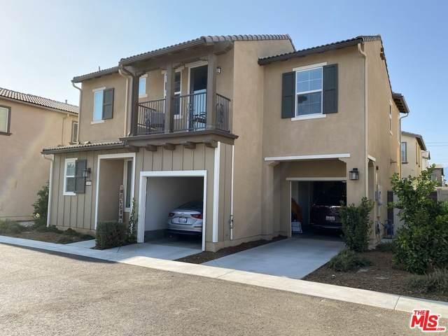 16063 Huckleberry Ave, Chino, CA 91708 (#21-762494) :: Berkshire Hathaway HomeServices California Properties