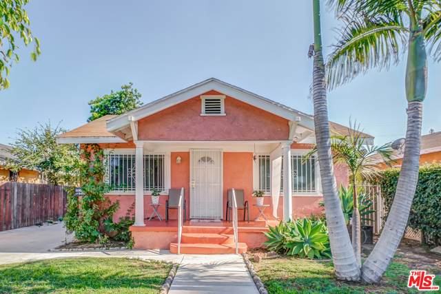 1230 W 102Nd St, Los Angeles, CA 90044 (MLS #21-762498) :: Zwemmer Realty Group