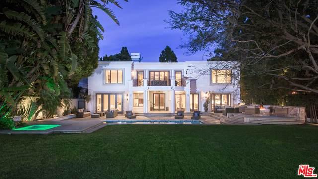 12000 Crest Ct, Beverly Hills, CA 90210 (#21-762552) :: Berkshire Hathaway HomeServices California Properties
