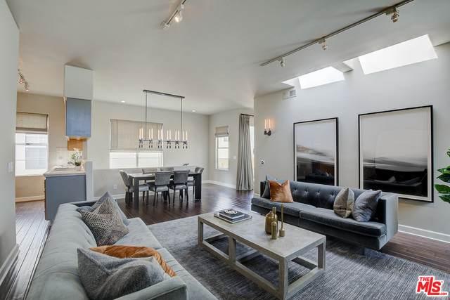 633 Flower Ave #2, Venice, CA 90291 (#21-762564) :: Vida Ash Properties | Compass