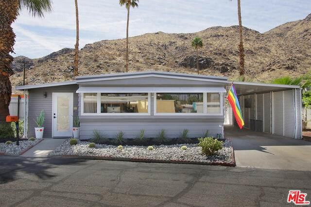 145 Camarillo St, Palm Springs, CA 92264 (#21-762592) :: The Bobnes Group Real Estate