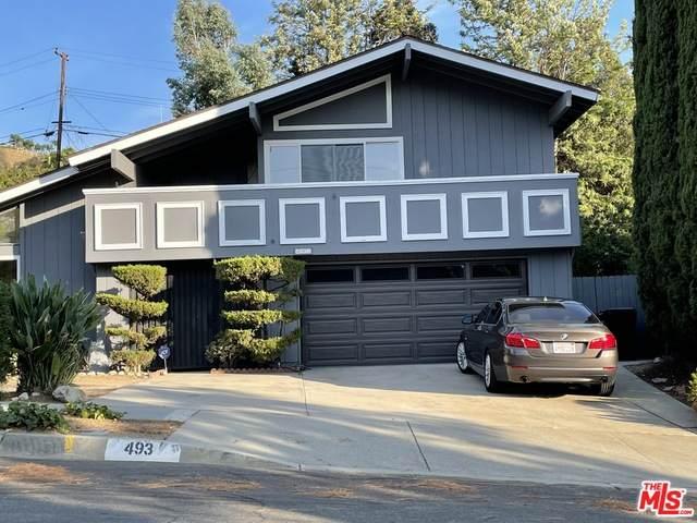 493 Ballena Dr, Diamond Bar, CA 91765 (MLS #21-762646) :: The John Jay Group - Bennion Deville Homes