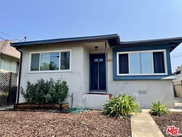 3215 Blanchard St, Los Angeles, CA 90063 (#21-762722) :: Berkshire Hathaway HomeServices California Properties