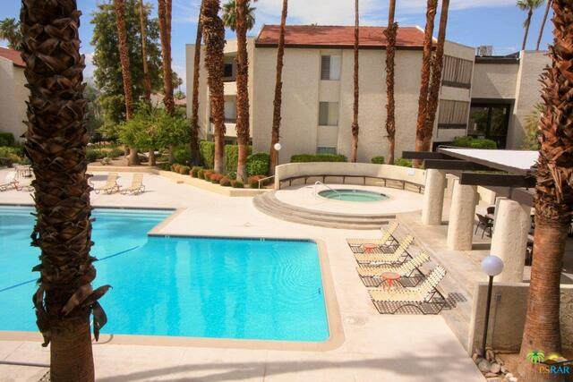 1510 S Camino Real 216A, Palm Springs, CA 92264 (#21-762728) :: Lydia Gable Realty Group