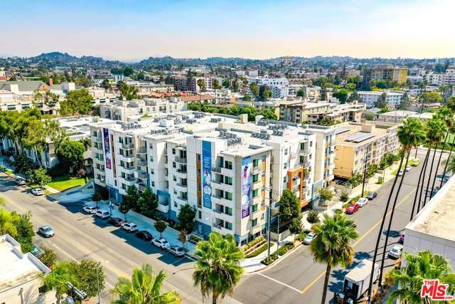 436 S Virgil Ave #401, Los Angeles, CA 90020 (MLS #21-762736) :: The Sandi Phillips Team
