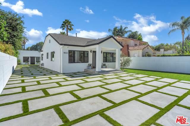 11022-11024 Blix St, Toluca Lake, CA 91602 (#21-763058) :: Berkshire Hathaway HomeServices California Properties