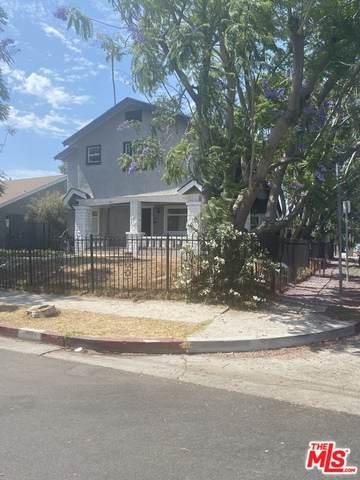 1301 W 41St Pl, Los Angeles, CA 90037 (MLS #21-763096) :: Hacienda Agency Inc