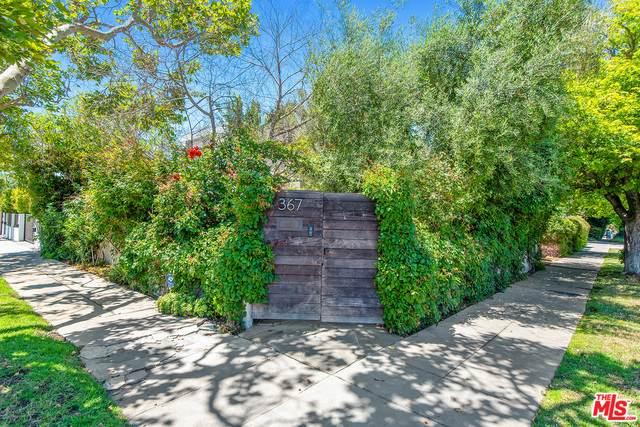367 N Kilkea Dr, Los Angeles, CA 90048 (#21-763116) :: Montemayor & Associates