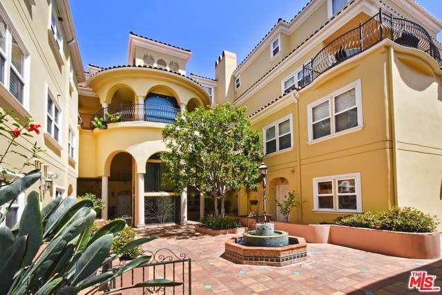 1050 N Edinburgh Ave #304, West Hollywood, CA 90046 (#21-763184) :: Angelo Fierro Group   Compass