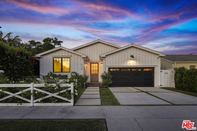 4176 Chase Ave, Los Angeles, CA 90066 (#21-763224) :: The Parsons Team