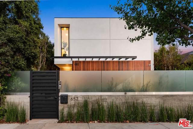 652 Broadway St, Venice, CA 90291 (#21-763256) :: Berkshire Hathaway HomeServices California Properties