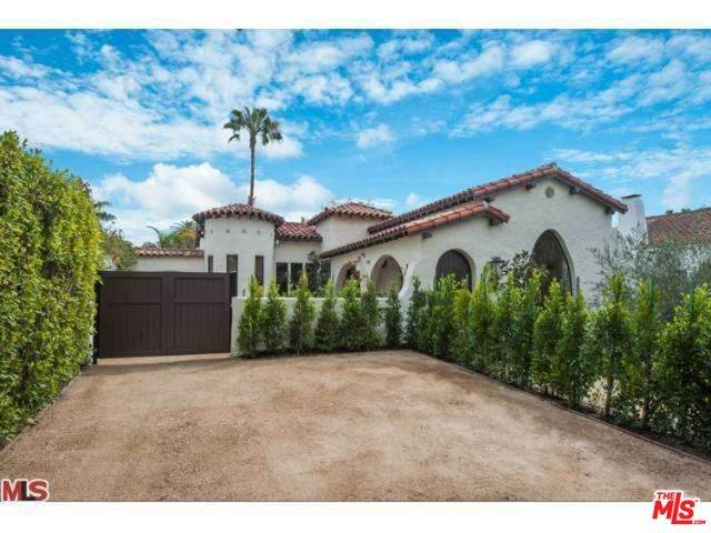 336 N Orlando Ave, Los Angeles, CA 90048 (#21-763264) :: Angelo Fierro Group | Compass