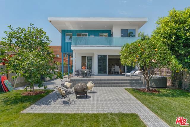 611 Flower Ave, Venice, CA 90291 (#21-763320) :: Berkshire Hathaway HomeServices California Properties