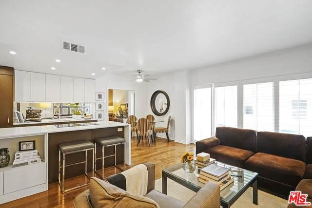 1131 N Alta Loma Rd #321, West Hollywood, CA 90069 (#21-763390) :: Montemayor & Associates