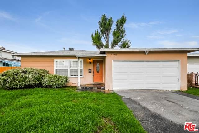 21018 Lull St, Canoga Park, CA 91304 (#21-763392) :: Vida Ash Properties | Compass