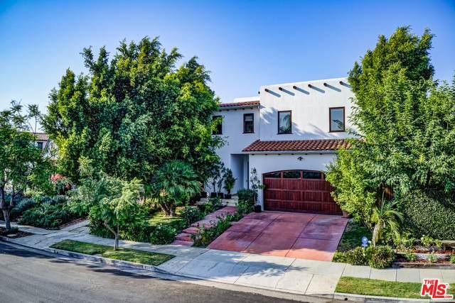 6341 W 5Th St, Los Angeles, CA 90048 (#21-763520) :: Montemayor & Associates